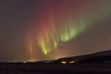 (annadosenes) Tags: iceland europe february winter cold travel journey adventure travelling landscape nature wild discover explore wander wandering roadtrip minimal composition colors canon eos digital 7d northern lights aurora night sky green borealis
