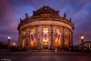Bode Museum in Berlin (Germany) (bachmann_chr) Tags: berlin bode museum deutschland landschaft landscape germany sightseeing nikon nikkor d750 vollformat full frame blaue stunde blue hour sunset sonnenuntergang