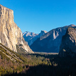 Yosemite Valley - Tunnel View thumbnail
