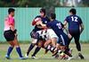 2017.12.17 Tainan Club vs CJHS 006 (pingsen) Tags: tainan cjhs 長榮中學 rugby 橄欖球 台南橄欖球場