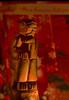 Macro Mondays, Lit by Candlelight (Janos Kertesz) Tags: macromondays litbycandlelight statue wood christ sculpture death cultivable religion jesus catholicism art old religiosity god