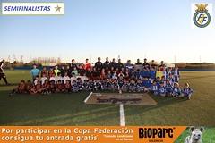 VIII Copa Federación Benjamín Fase* Jornada 1
