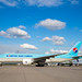 Frankfurt Airport: Korean Air Cargo Boeing 777-FB5 B77L HL8251