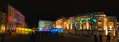 have some fun at night (try...error) Tags: available light wien vienna vienne christmas xmas red blue yellow blau gelb rot pano panorama