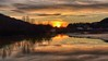 Sieci sunset (Luna y Valencia) Tags: tramonto sieci pontassieve puestadesol atardecer firenze