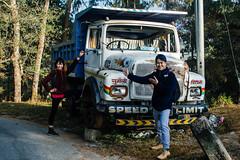 My Queen (酷哥哥) Tags: queen truck nepal nagarkot
