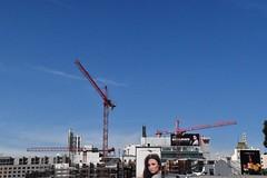 DSC_17708 (jhk&alk) Tags: losangeles constructioncranes hollywood