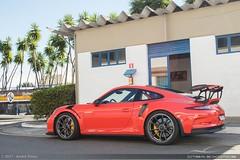 RS Lava Orange (Andre.Siloto) Tags: porsche 911 9911 991 gt3rs gt3 rs lava orange aic pinhais ctbaexotics curitiba ctba cwb paraná pr brasil brazil bra br nikon d3200 exotics car club laranja