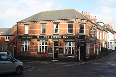 The Bicton Inn (lazy south's travels) Tags: exmouth east devon england english britain british uk pub inn bar urban town center centre architecture beer realale ale craftbeer