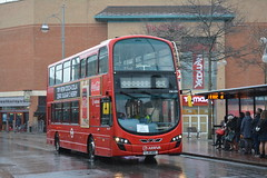 DW439 - 269 Route Learning (2) (Gellico) Tags: arriva london bus route 269 learning dw439