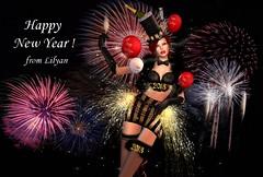 IrriISIStible 2018 New Year_004 BIS sl (lilyanarcana) Tags: irrisistible celebration maitreya secondlife