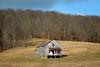 Mountainside House (Bob G. Bell) Tags: abandoned abandonedhouse winter wv westvirginia mountainside shack trees sky grass pasture farm bobbell peterstown monroe nikon