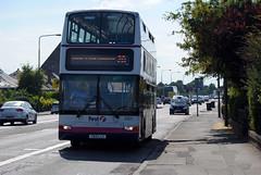 32821 (Callum's Buses and Stuff) Tags: london londontransport dennis dennins trident glasgow road plaxton president edinburgh edinburghbus edinburghedinburgh bus buses busesedinburgh midlandbluebird firstbus