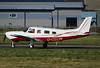 G-OZON Piper PA-32R Saratoga (SteveDHall) Tags: aircraft airport aviation airfield aerodrome aeroplane airplane piper blackpool blackpoolairport lightaircraft egnh 2017 gozon piperpa32rsaratoga pa32r saratoga piperpa32r pa32rsaratoga