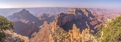 Wotans Throne (www78) Tags: arizona grandcanyon nationalpark northrim grand canyon national park north rim wotans throne cape royal