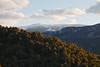 Soleil couchant sur les baronnies (Alexandre_SL) Tags: provence baronnies ventoux hiver winter snow neige forêt forest
