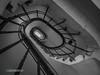 Wohnhaus in Kadiköy (Carismarkus) Tags: 2018 escalier gx80 istanbul lumix staircase treppe treppenauge türkei wendeltreppe