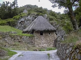 Cabaña de Teito. Veigas (Asturias)
