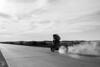 Ephesians (thesuperveloce) Tags: bikes cruisers harley davidson central coast california 2009 dyna super glide 96ci 103ci ephesians motorcycles 831 monterey big sur bixby bridge road rolling shot weelie wheelie highway1 mc