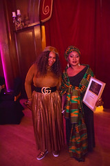 DSC_6966 Black British Entertainment Awards BBE Dec 2017 at Porchester Hall London by Jean Gasho Co Founder of BBE with Nicole from Philadelphia and Maria Lovell CEO of The Ghana Society UK and Miss Tourism Ghana UK (photographer695) Tags: black british entertainment awards bbe dec 2017 porchester hall london by jean gasho co founder nicole from philadelphia with maria lovell ceo the ghana society uk miss tourism