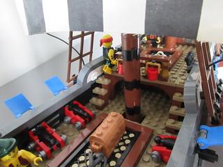 LEGO Ideas Tall Ship