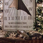 Sundial in movie Gone With The Wind thumbnail
