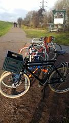 Walthamstow Wetlands (Dan K ™) Tags: wetlands transportfiets london