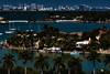 "Miami, Florida, USA (crimsontideguy-from ""Sweet Home Alabama"" USA) Tags: miamiflorida florida paradise tropical tropicalparadise blue dusk art boats buildings harbours cityscapes cityscenes photoshop nikon treespalm trees palms"