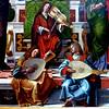 Pinacoteca di Brera, Milano (pom.angers) Tags: panasonicdmctz30 november 2017 brera milano pinacoteca museum painting art 15thcentury lombardia italia italy europeanunion bartolomeomontagna montagna angel music religion portrait angels 100 200 300 5000