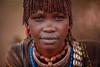 Ethiopie: les Hamar de la vallée de l'Omo. (claude gourlay) Tags: ethiopie ethiopia afrique africa portrait claudegourlay retrato ritratti omo valléedelomo omovalley hamar tribu ethnie