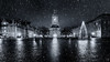 A Fairytale of Dublin...  [Explored December 24th 2017] (fearghal breathnach) Tags: trinitycollege dublin campanile longexposure night christmas christmaslights christmastree
