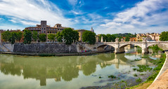 Rome on the Tiber