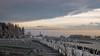 Stade Zeit (Rudolf Mühlböck) Tags: winter winterlandschaft österreich stimmung mood landschaft landscape wolken himmel perspektive fujixt1 fujix