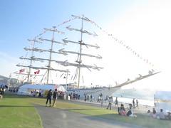 Nagasaki Tall Ships Festival 2013 (electrofreeze) Tags: nagasaki tall ships festival 2013 nippon maru sailing ship