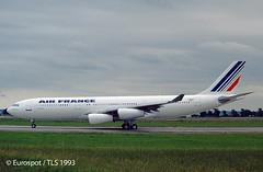 F-WWJM (@Eurospot) Tags: fgnic fwwjm airbus a340 airfrance a340200 toulouse blagnac