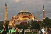 Istanbul - Ayasofya outside night (raluistro) Tags: istanbul europe asia ayasofya hagiasofia museum