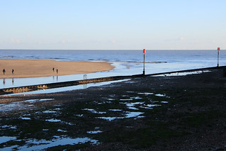 Rye Harbour at low tide 2