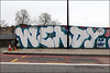 Wendy (Alex Ellison) Tags: wendy xk northwestlondon urban graffiti graff boobs