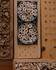Bee hotel. Winter time. (bego vega) Tags: bee hotel madera wood cañas canes bambú jose nidos nests abeja avispa madrid macro vf tendedero winter invierno bego vega veguita bv begovega