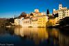 Bassano del Grappa (paolotrapella) Tags: bassanodelgrappa riflesso colori italy