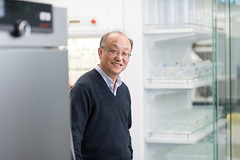 Huai Yong Zhu (QUT Science and Engineering Faculty) Tags: professor portrait profile staff academic qut school chemistry physics mechanical engineering cpme nanotechnology molecular science physical chemical macromolecular materials structural