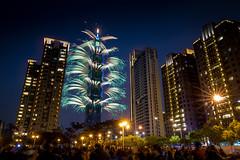2018台北101煙火 - 2018 Taipei 101 fireworks (basaza) Tags: canon 760d 1635 taipei101 101