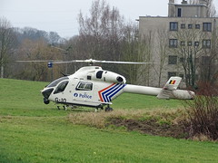 MD 902 G-10 Belgian Federal Police Stand Bye (donovan.lambaux) Tags: md902 mdhelicopters mcdonnelldouglas helicopter mcdonnelldouglasmd902 ragofederalepolitie rotor heli sony hx 350 rotorcraft helicopters notailrotor beautiful aviation police politie belgium federalepolitie belgianfederalpolice politiehelikopter boeing rago