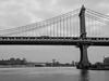 Manhattan Bridge, East River And Williamsburg Bridge; photographed from Dumbo/Brooklyn, New York (hogophotoNY) Tags: newyorkny nyc newyorkstate eastriver newyorkcity bridges bridge hogophoto newyork unitedstates us