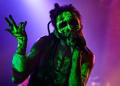 Punish Yourself (KristHelheim) Tags: punishyourself lamaroquinerie paris concert livegig metal punk fluo ultraviolet