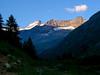 ... chiari reami di lassù ... (Eugenio Montale) (giorgiorodano46) Tags: luglio2002 july 2002 prarayer alpenglow italy giorgiorodano valdaosta