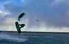 Rainy kite (vanderven.patrick) Tags: gaastra rain clouds kitesurfing sea ocean coast beacht beach kijkduin thehague watersports