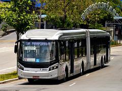 7 3823 VIP - Unidade Guarapiranga (busManíaCo) Tags: caio millennium brt articulado mercedesbenz o500uda bluetec 5 vip unidade guarapiranga