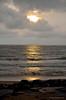 Morning at Puducherry (bNomadic) Tags: pondy puducherry pondicherry chennai beach sea ocean morning