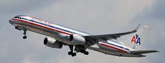 Boeing 757-223 N193AN (707-348C) Tags: losangeles thehill lax boeing airliner jetliner american americanairlines boeing757 b752 n193an passenger klax aal california